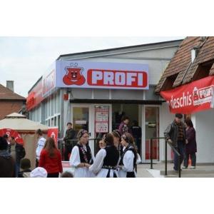 deschideri. Deschiderea magazinului PROFI din Brasov, Piata Garii nr.6