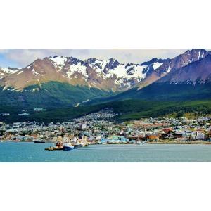 jinfotours. Ushuaia, cea mai sudica asezare din lume, aflata doar la 1000 de km de Antarctica