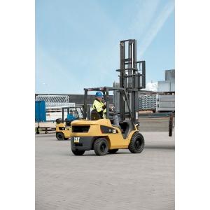 Menirea stivuitoarelor diesel Cat de 4,0- 5,5 tone: APLICAȚIILE DIFICILE