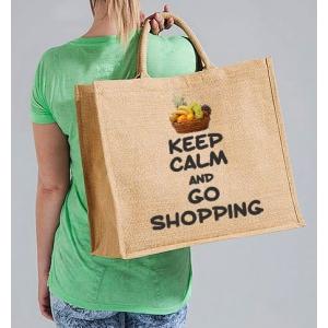 Cum să îți scoți clienții la cumpărături chic, cu sacose din iuta și sacose personalizate