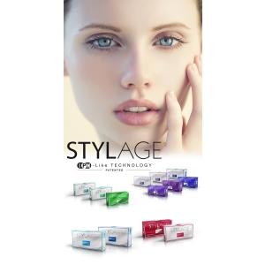 Gama de fillere STYLAGE® se adresează tuturor tipurilor de riduri.