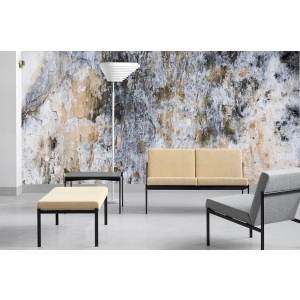 Idei de design pentru un stil nonconformist: tapet abstract
