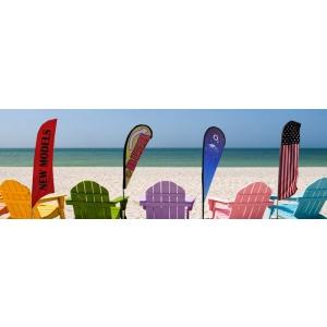 Marketing outdoor: start sezonului de steaguri personalizate!