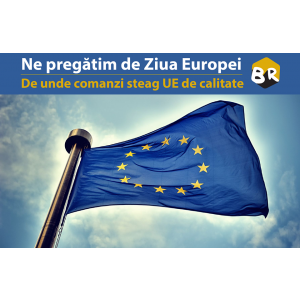 steag lacrimă. steag UE