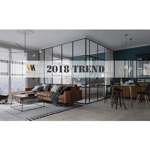 Trenduri pentru 2018 in amenajari de apartament