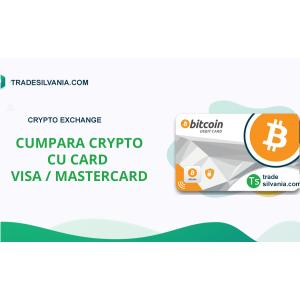 cumpara bitcoin card. Cumpara Bitcoin cu Card Visa