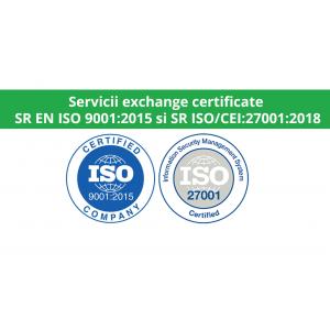 Exchange-ul de criptomonede Tradesilvania a obtinut certificarea ISO 27001 – siguranta informatiei