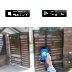 Cum sa deschizi portile folosind telefonul mobil