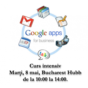 Curs de Google Apps for Business