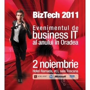business it. BizTech Oradea 2011