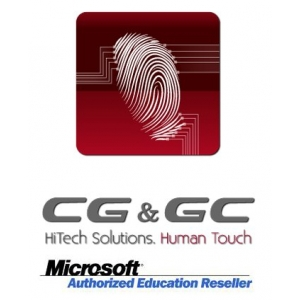 microsoft authorized education reseller. CG&GC HiTech Solutions