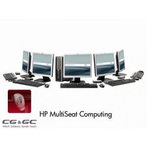 multiseat. HP MultiSeat, o soluţie ideală pentru mediul educaţional şi IMM-uri! Doar la CG&GC HiTech Solutions