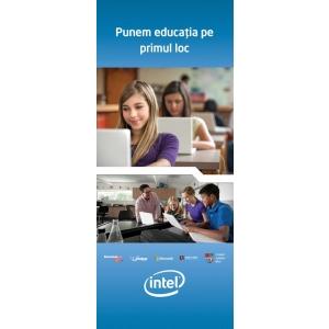 """Intel, parteneri din industrie și Consiliul Județean Bihor susțin proiectul """"Punem educația pe primul loc!"""""""