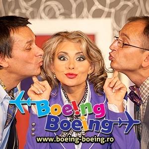 8 noiembrie – Cadouri si suprize de Sfintii Mihail si Gavril la comedia Boeing Boeing