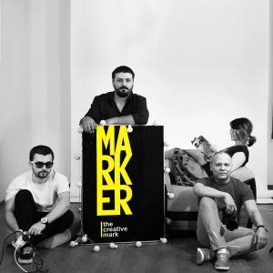 macheta publicitate. Agentia de publicitate Atelier Grup devine MARKER, studio de creatie
