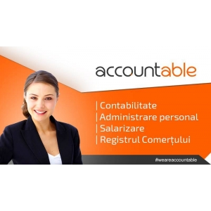 accountable hr payroll. AZ Contabilitate devine ACCOUNTABLE