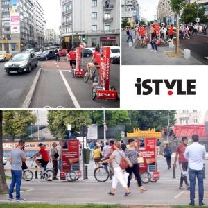 Publicicleta & iSTYLE