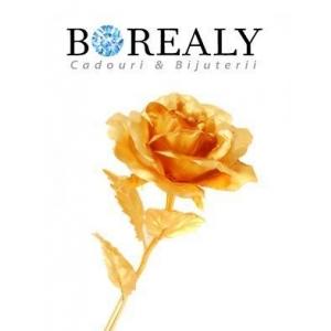 Borealy Gifts. Trandafir de Aur