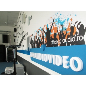 matrice. Showroom RomAudioVideo