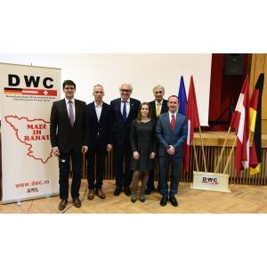 german. Noua conducere a Clubului Economic German Banat