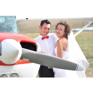 charter. Cereri in casatorie in avion si zboruri de agrement in crestere cu 20% fata de 2015