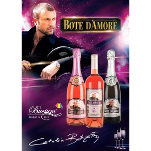 vin bote d'amore. Gama Bote D'Amore