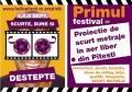 "Pitestiul se trezeste la viata! ""HelloPitesti - Scurte, bune si destepte""  - primul festival de scurtmetraje in aer liber din Pitesti"
