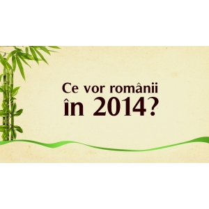 casa vo. Ce vor romanii in 2014?