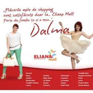 ELIANA mall. Shopping la ELIANA mall