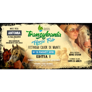 Transylvania Horse Fair - Festivalul Cailor de Munte