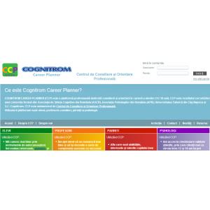 ccponline. Consilierea  în carieră pentru generaţia digitală