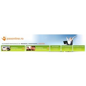 paxonline. Lansarea primei soluţii de e-mental health din ţara noastră: PAXonline.ro
