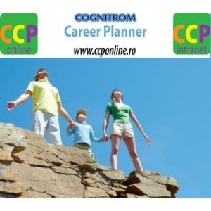ccponline. Prima  soluţie integrată, pe plan mondial, de orientare şcolară şi profesională a elevilor