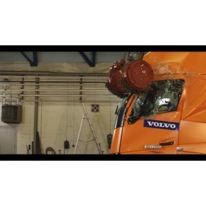 """""""Cel mai sigur Volvo din lume"""""""
