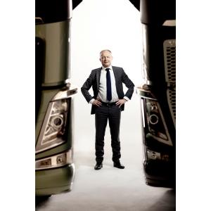gama volvo trucks. Claes Nilsson, presedinte Volvo Trucks