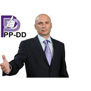 PP-DD. Ilie Potecaru candidat PP-DD pentru Camera Deputatilor, Colegiul 21, Sector 5
