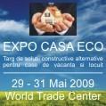 World Trade Center Bucuresti va invita la Targul EXPO CASA ECO 29-31 Mai 2009