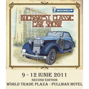 Hotel Pullman. Bucharest Classic Car Show la World Trade Center Bucuresti- Hotel Pullman