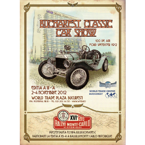 BUCHAREST CLASSIC CAR SHOW