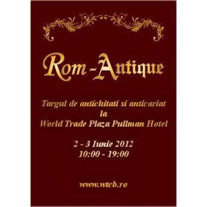 RomAntique - Targ de antichitati si anticariat