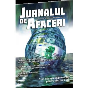 jurnalul de. Revista Jurnalul de Afaceri August 2015
