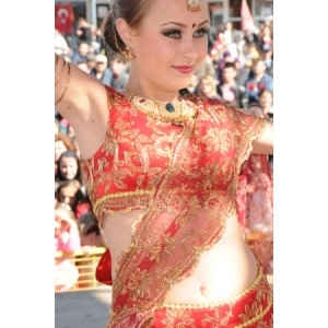 trupa dans revelion. dans_exotic_revelion_agra_palace