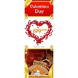 oferte valentines day. Valentine's Day la Agra Palace