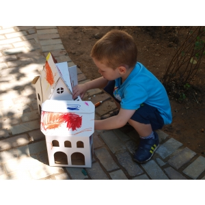 Șerban Țigănaș. Programe de arhitectură pentru copii finanțate din timbrul de arhitectură
