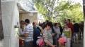 Mii de vizitatori la ECOagrIS - Targ de produse ecologice si traditionale Iasi, Parcul Bisericii Toma Cozma, 10-12 septembrie 2010