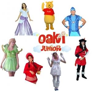 Club OAKI JUNIOR - Un nou loc de joaca, un nou spatiu ... un nou concept!