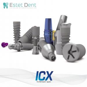 Implant dentar Brăila- de la perfecta osteointegrare la estetica de top, în clinica ESTET DENT!