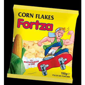 corn flakes. Fortza