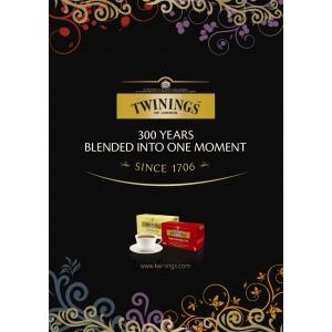 twinings.  Twinings – 300 ani de traditie, experienta si savoare contopite intr-o clipa de relaxare!