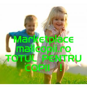 Mallcopii.ro - Stiati ca a aparut singurul marketplace destinat copiilor ?